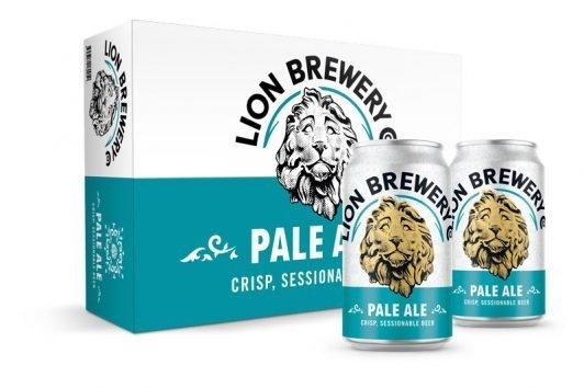 Pale Ale Case (24 cans)