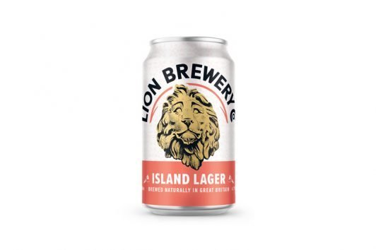 Island Lager Can (330 ml)