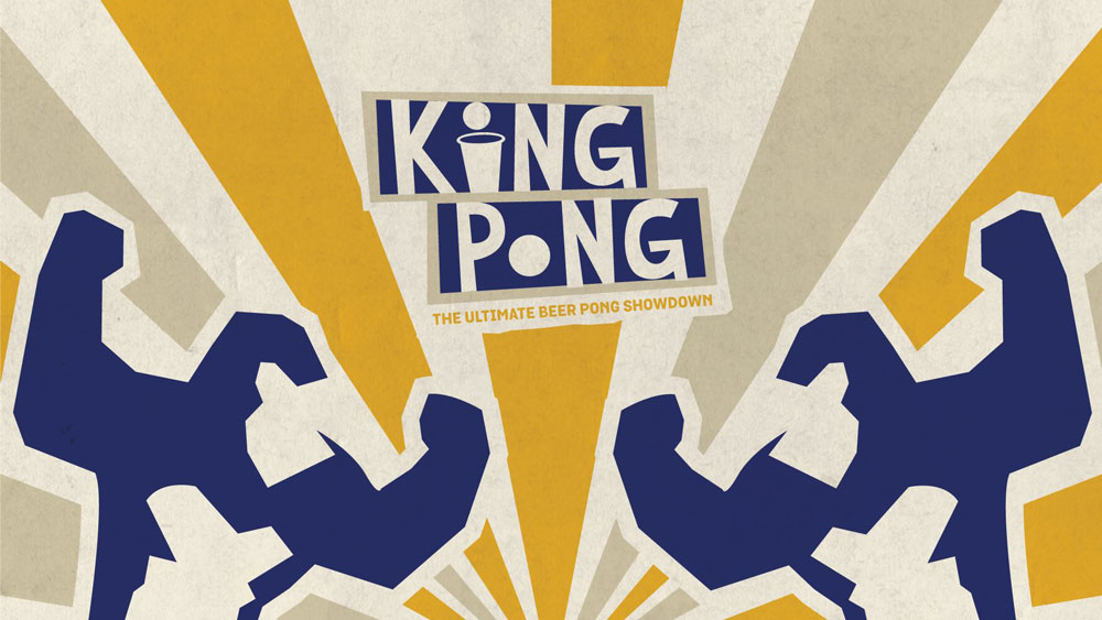 King Pong tournament @ OverEasy