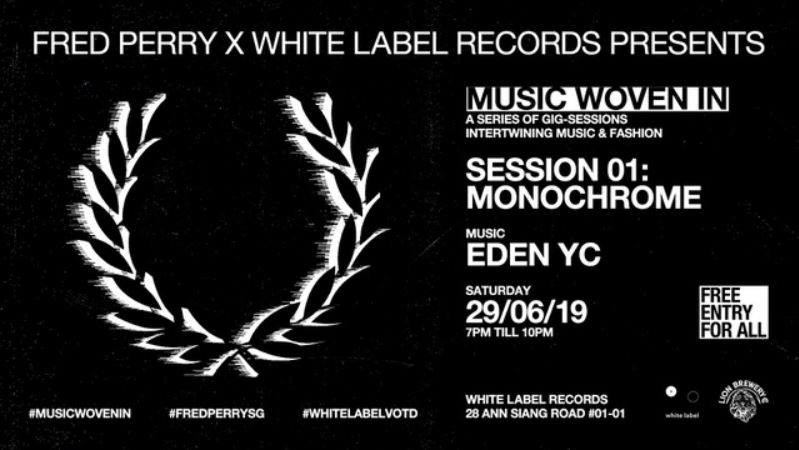Music Woven in @ White Label Records