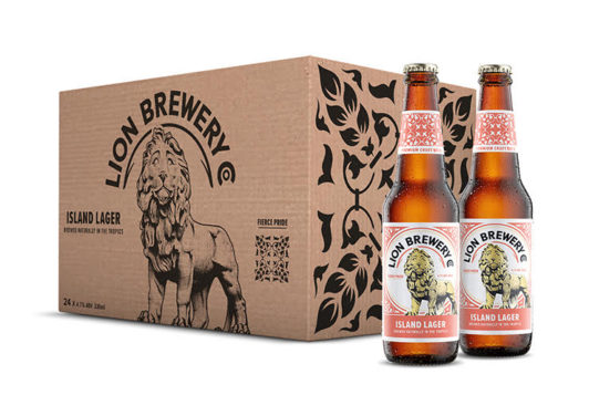 Island Lager – Case