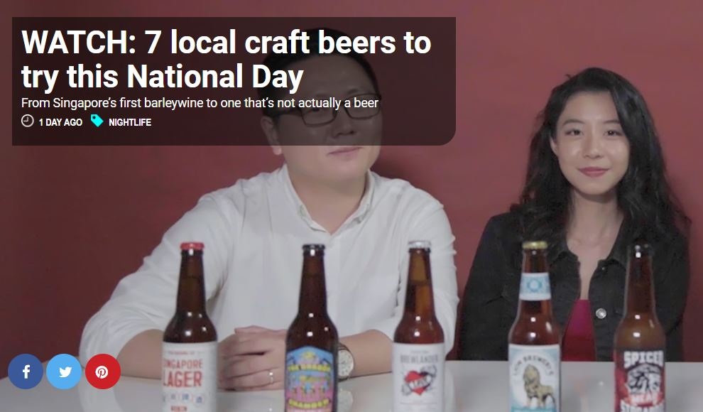 7 local craft beers to try this National Day