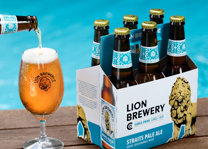 Craft beer delivery services in Singapore we love