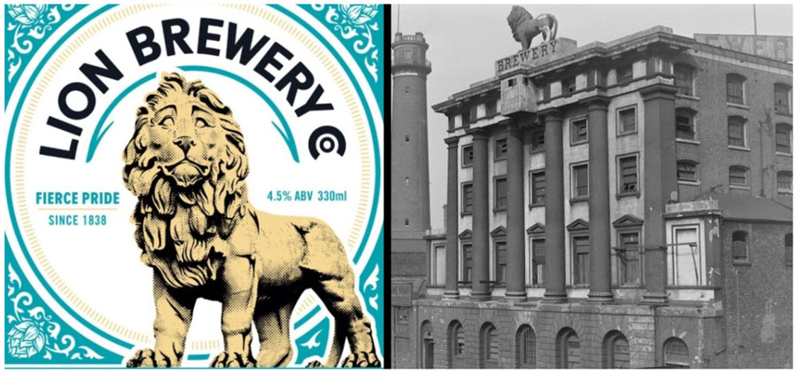 In Singapore, a Nineteenth-Century London Brewery is Back from the Dead