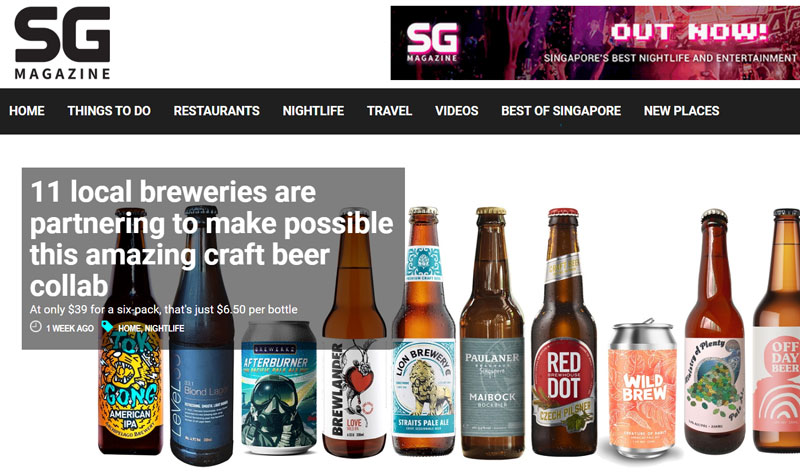 11 local breweries are partnering to make possible this amazing craft beer collab