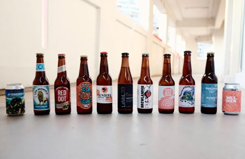 Singapore breweries crafting a new future with a #SGCraftTogether beer collaboration