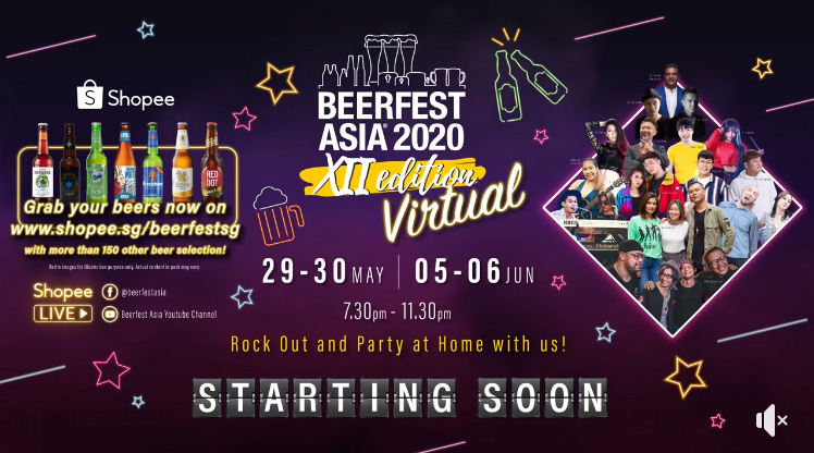 Beerfest Asia 2020 XII Edition Virtual