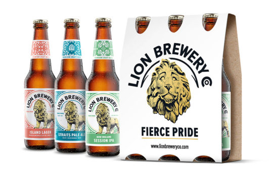 Lion Flagship Mixed 3-Pack