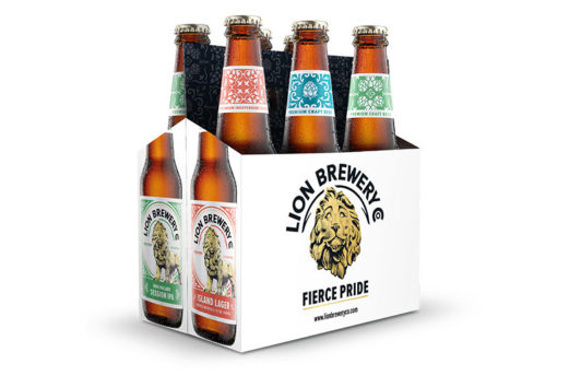 Lion Flagship Mixed 6-Pack