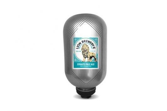 Straits Pale Ale – 3L Keg
