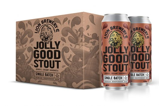 Jolly Good Stout – Case of 12