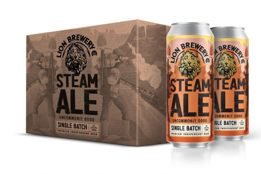 Steam Ale – Case of 12