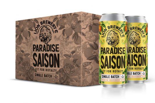 Paradise Saison – Case of 12